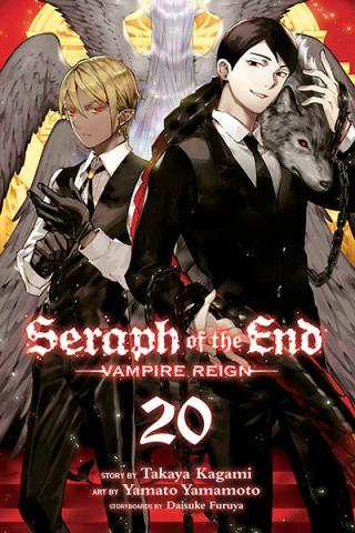 Seraph of the End Vampire Reign Vol 20