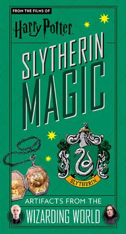 Harry Potter Slytherin Magic: Artifacts from the Wizarding World