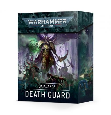 Datacards: Death Guard (2021)