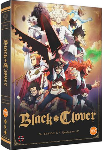 Black Clover: Complete Season 2