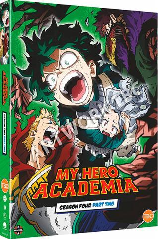 My Hero Academia, Season 4, Part 2