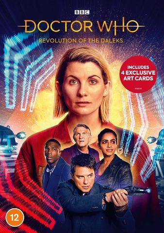 Revolution of the Daleks