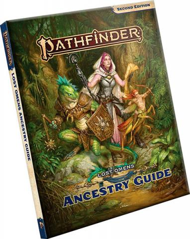 Lost Omens - Ancestry Guide