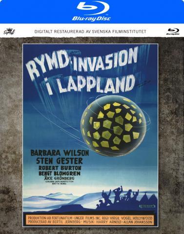 Rymdinvasion i Lappland