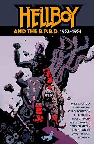 Hellboy and the BPRD: 1952-1954