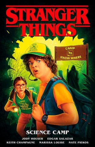 Stranger Things Vol 4: Science Camp