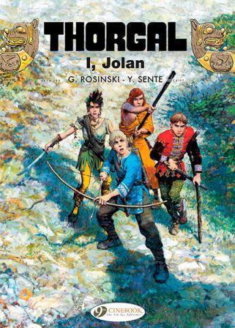Thorgal 22: I, Jolan