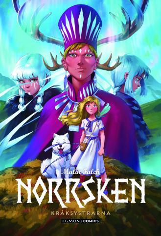 Norrsken 3 - Kråksystrarna