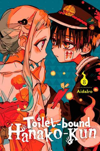 Toilet-Bound Hanako-Kun Vol 8