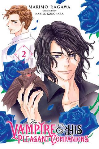 The Vampire and His Pleasant Companions Vol 2