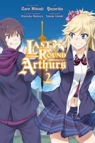 Last Round Arthurs Vol 2