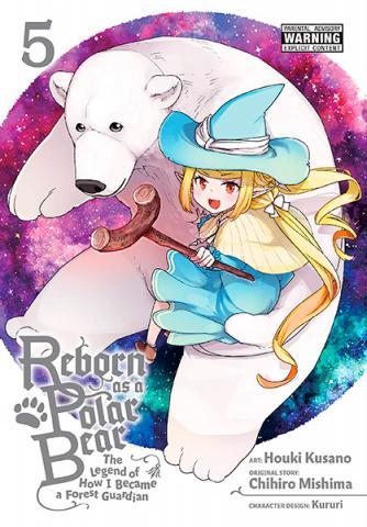 Reborn as a Polar Bear Vol 5