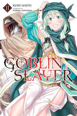Goblin Slayer Light Novel 11