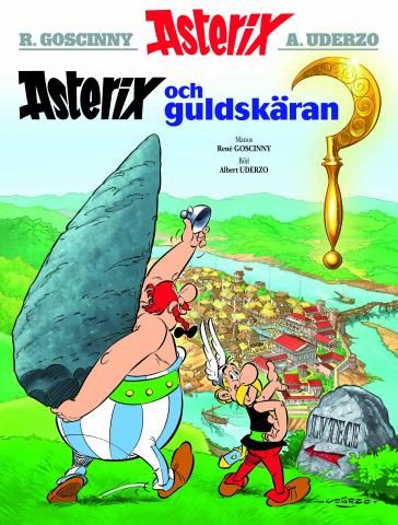 Asterix och guldskäran
