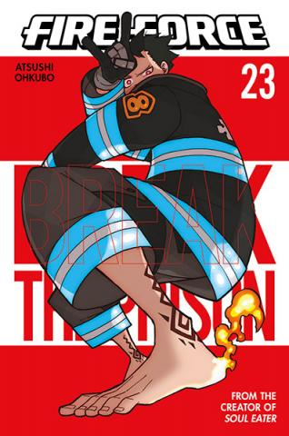 Fire Force 23