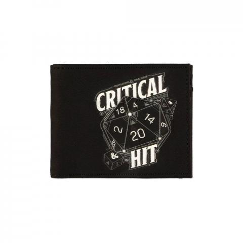 Bifold Wallet Critical Hit