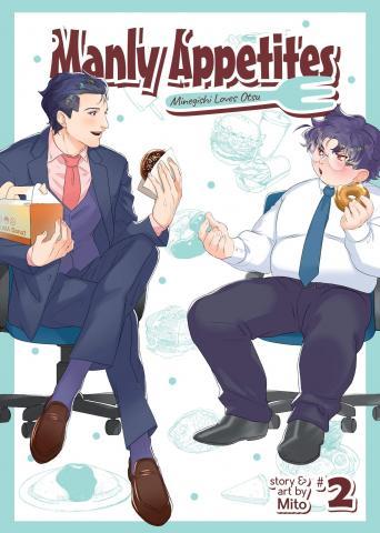 Manly Appetites Minegishi Loves Otsu Vol 2