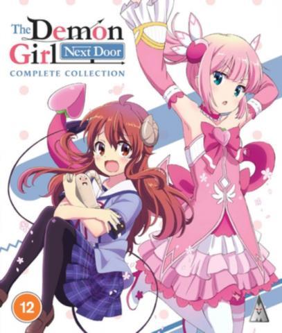 The Demon Girl Next Door: Complete Collection