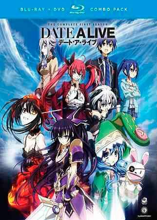 Date A Live Complete First Season