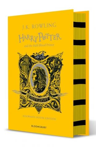 Harry Potter and the Half-Blood Prince Hufflepuff Edition