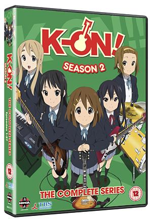 K-On! The Complete Series 2