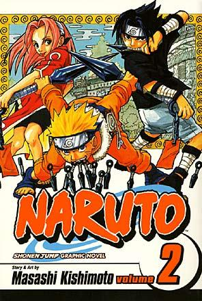 Naruto Vol 2: The Worst Client