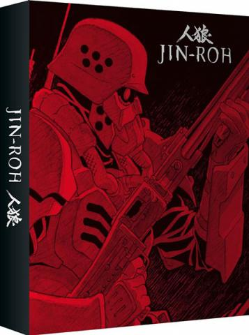 Jin-Roh The Wolf Brigade (Collector's Edition)