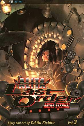 Battle Angel Alita Last Order Vol 3: Angel Eternal