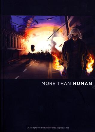 More Than Human RPG