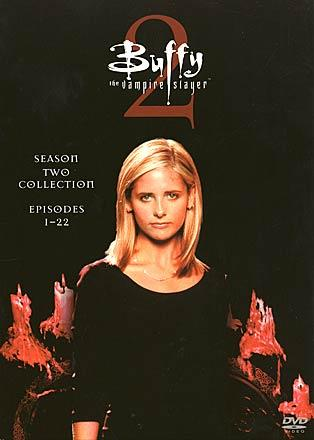 Buffy The Vampire Slayer Season Two