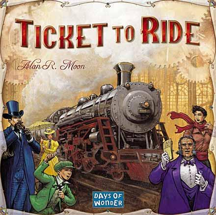 Ticket to Ride (Skandinavisk utgåva)