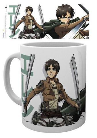 Season 2 Mug Eren Duo