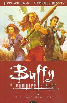 Buffy the Vampire Slayer: The Long Way Home