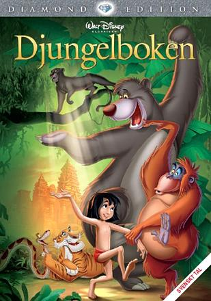 Jungle Book/Djungelboken