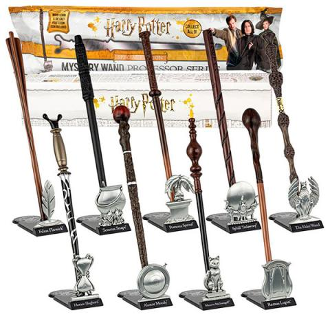 Harry Potter Mystery Wands 30 cm The Professor Series