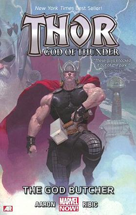 Thor: God of Thunder Vol 1: The God Butcher