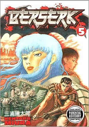 Berserk Vol 5