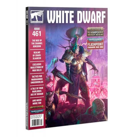 White Dwarf Monthly Nr 461 Februari