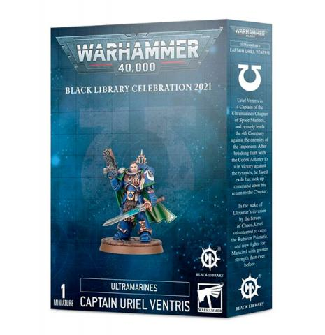 Ultramarines: Captain Uriel Ventris