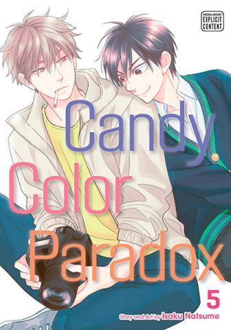 Candy Color Paradox Vol 5