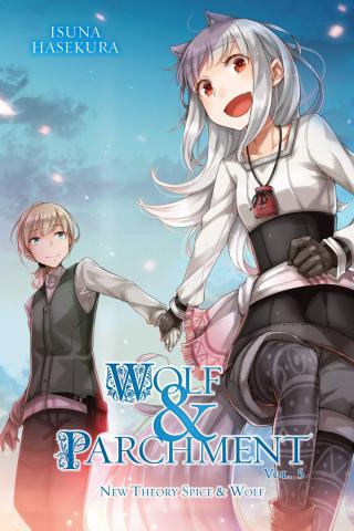 Wolf & Parchment Light Novel 5