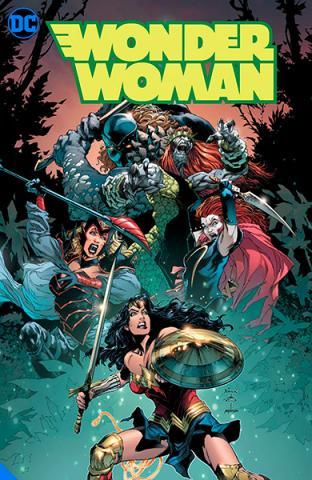 Wonder Woman Vol 4: The Four Horse Women