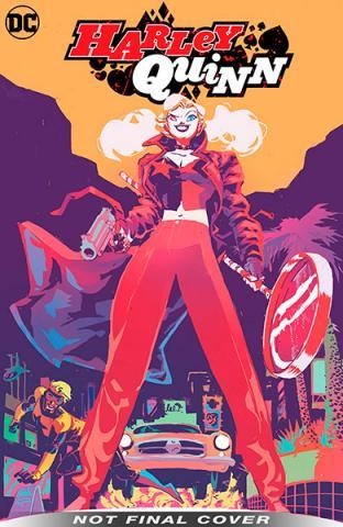 Harley Quinn Vol 5: Hollywood or Die