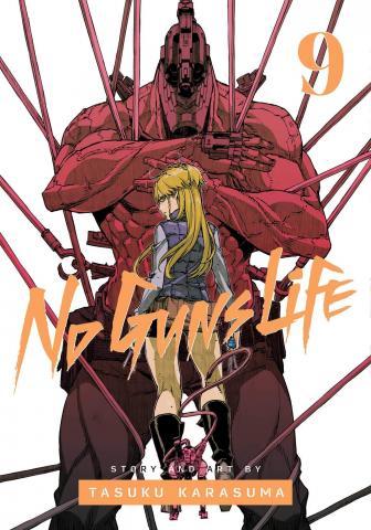 No Guns Life Vol 9