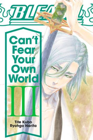 Bleach Can't Fear Your Own World Novel 3