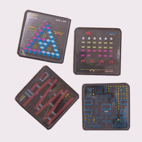 Puzzle Coasters