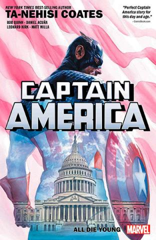 Captain America Vol 4: All Die Young