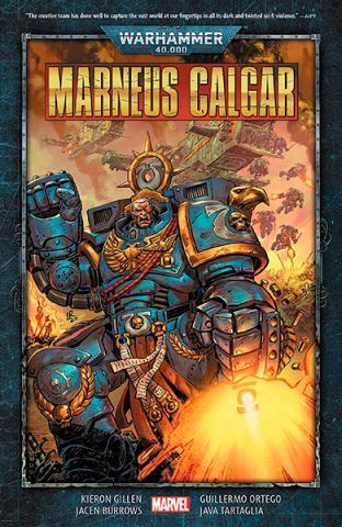 Warhammer 40.000: Marneus Calgar