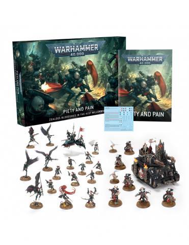 Warhammer 40.000 Piety and Pain