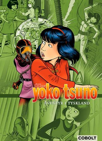 Yoko Tsuno 6 - Äventyr i Tyskland